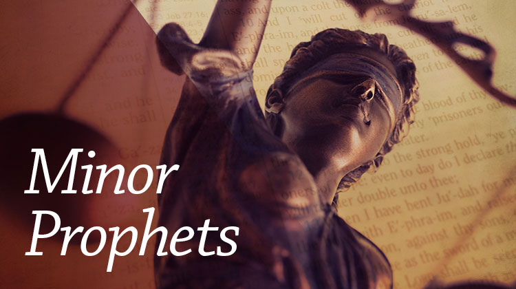 The Old Testament Minor Prophets - Bible Study