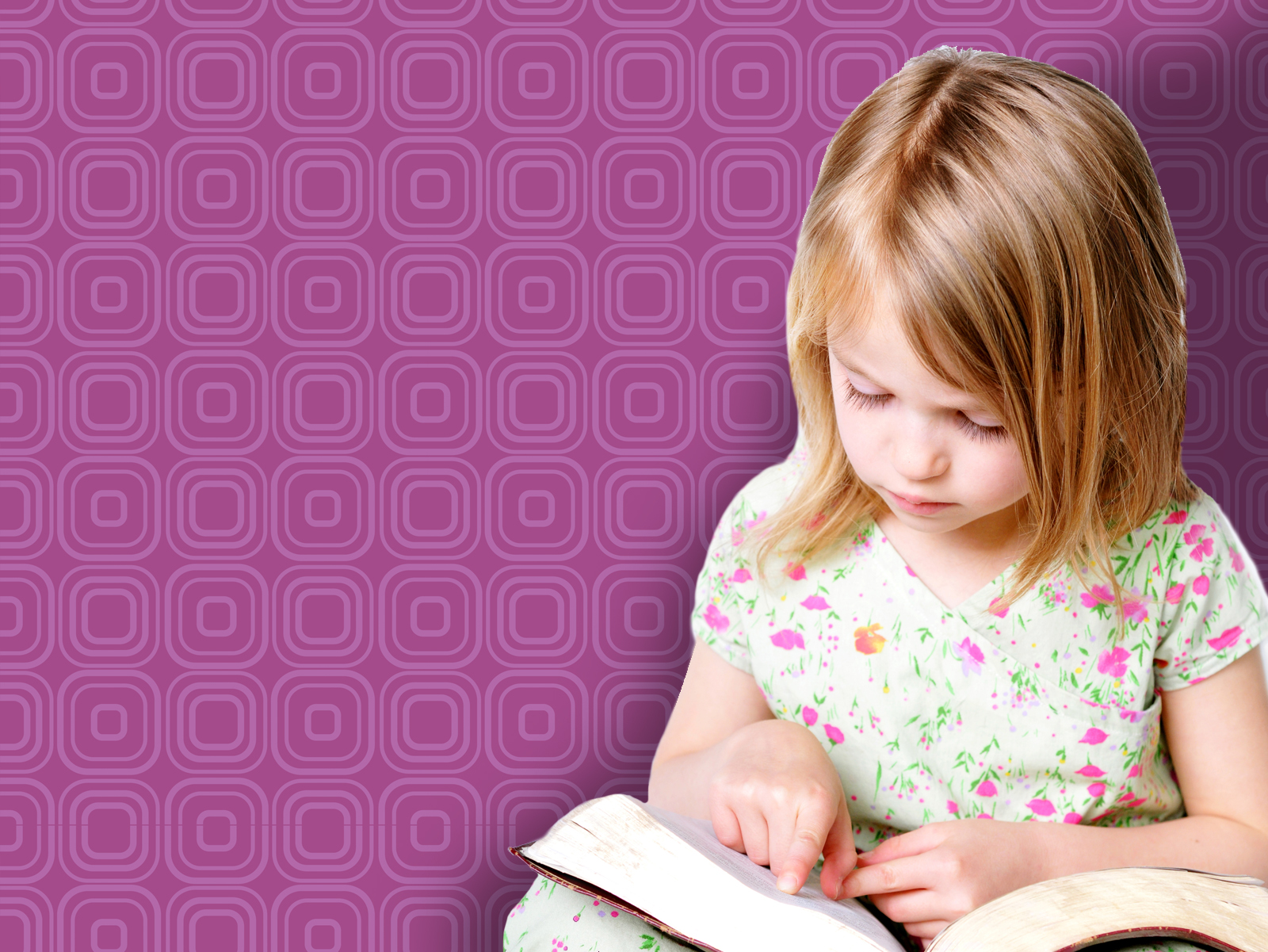 PreReaders and Bible Skills