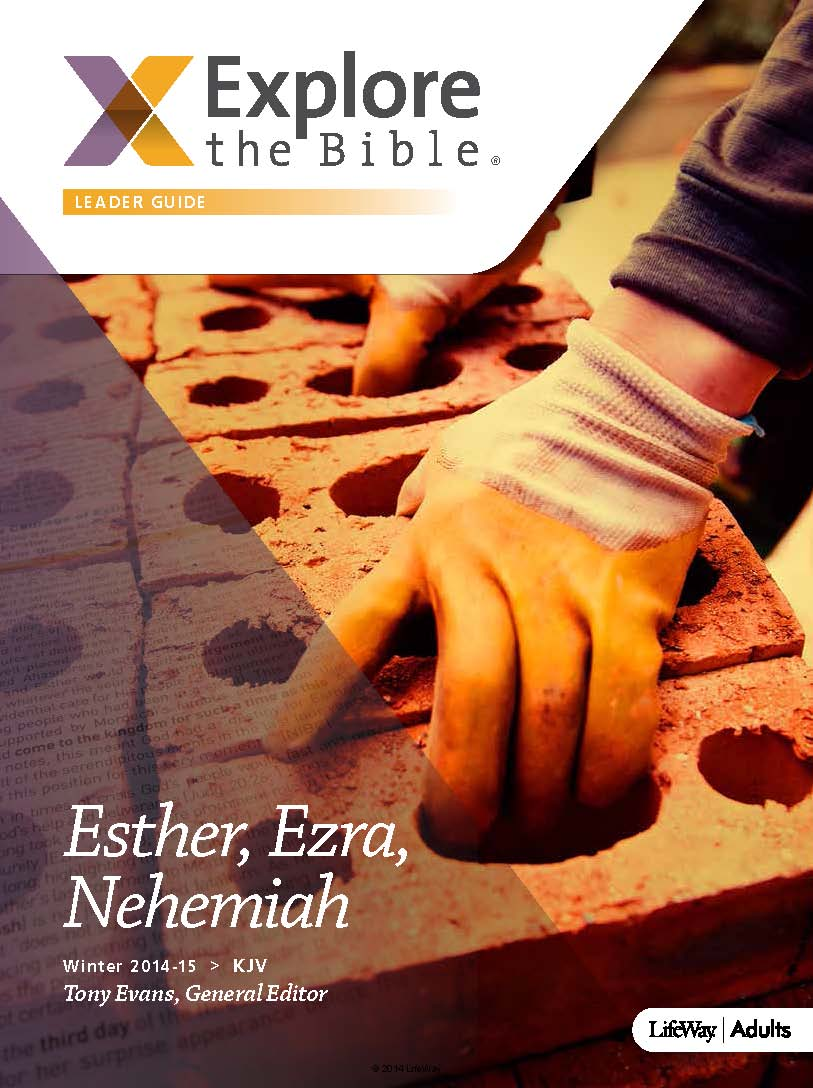 Esther, Ezra, Nehemiah