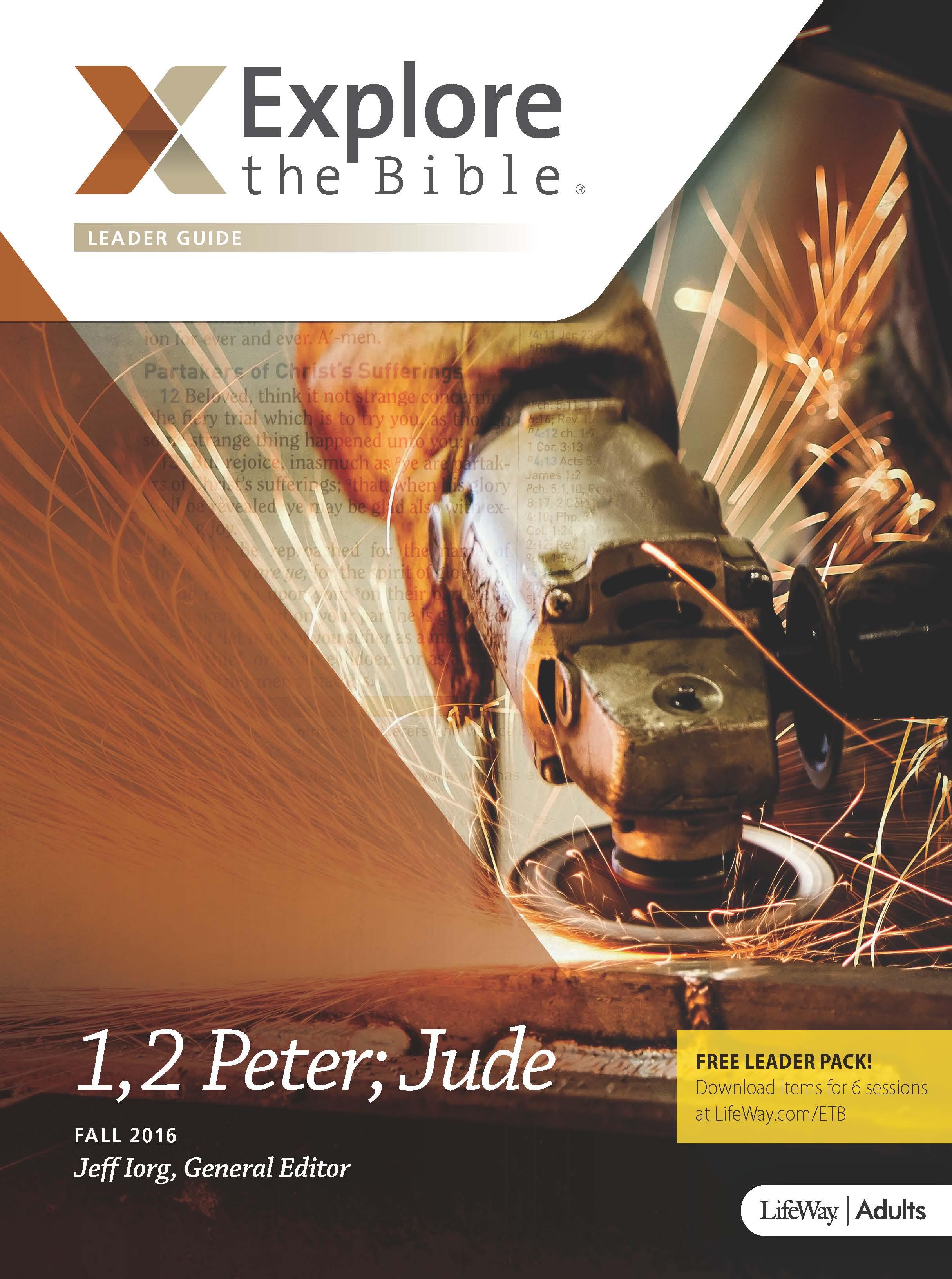 1,2 Peter; Jude
